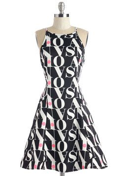 The Letter to Style You With Dress
