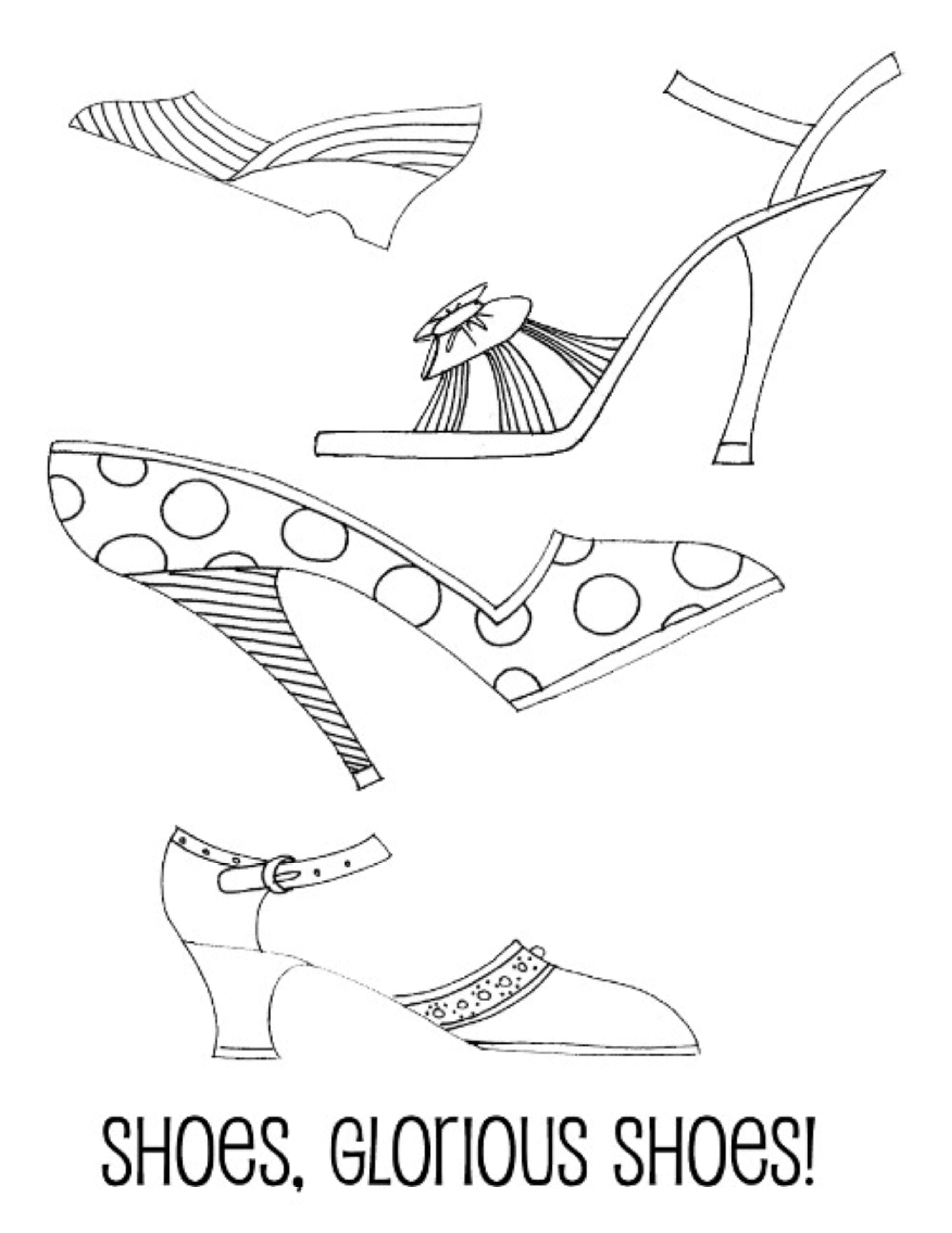 embroidery shoes   How to draw Clothes Shoes Ect.   Pinterest