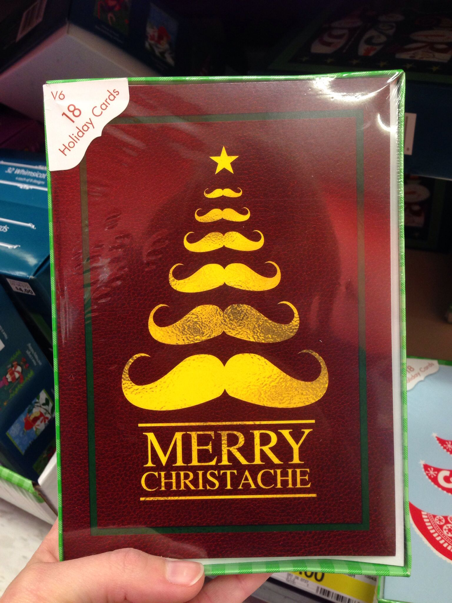 Fantastic Christmas cards! Target 2013 (With images