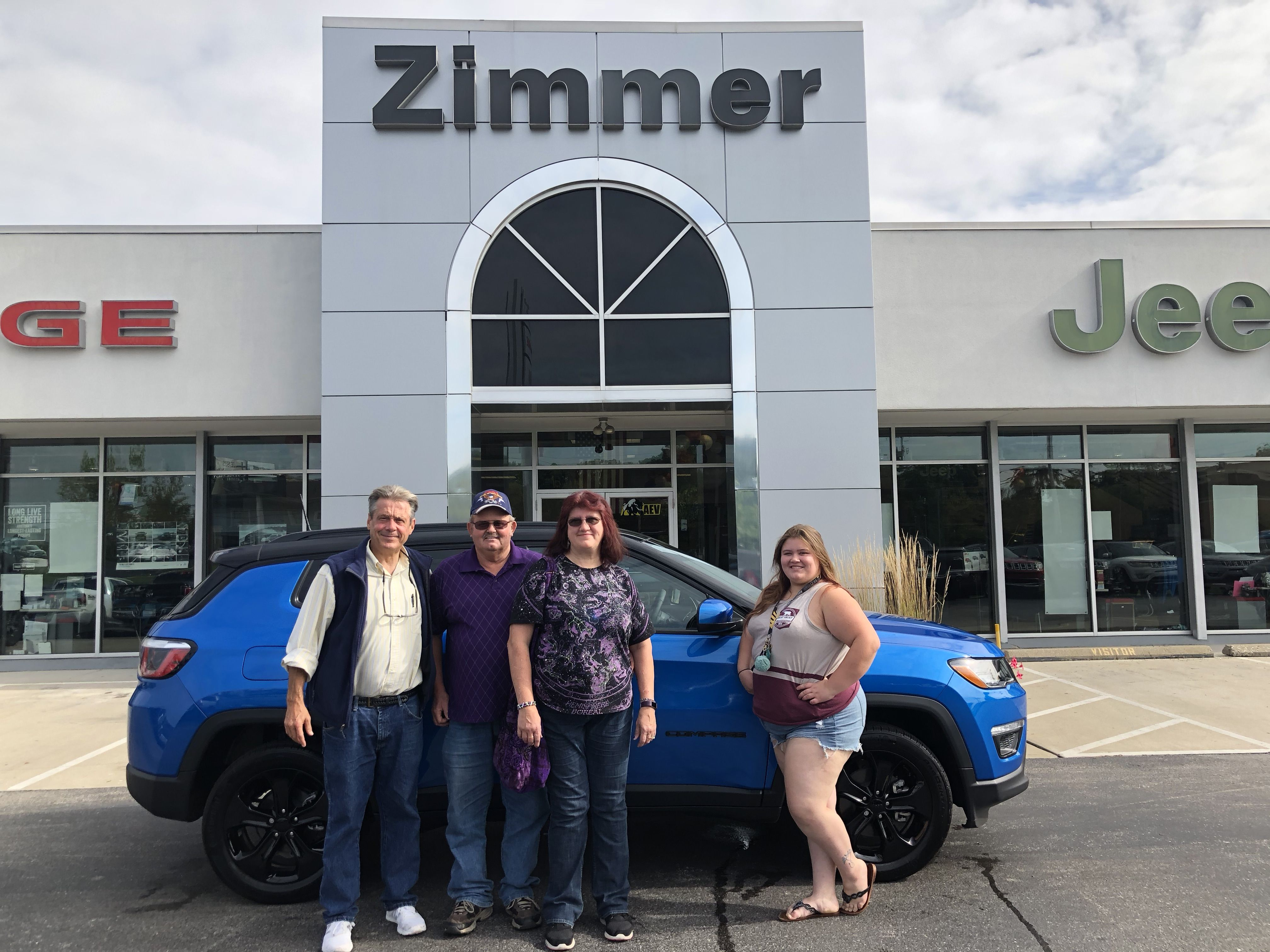 Randall Johnson Wanted A Versatile Suv With Jeep Ruggedness For His Family After Speaking With Sales Consultant Chrysler Dodge Jeep Jeep Dealer Car Dealership