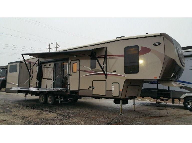 2016 Heartland Gateway 3750 Pt Abilene Tx 114753295 Rvtrader Com Rvs For Sale Fifth Wheel Campers Rv