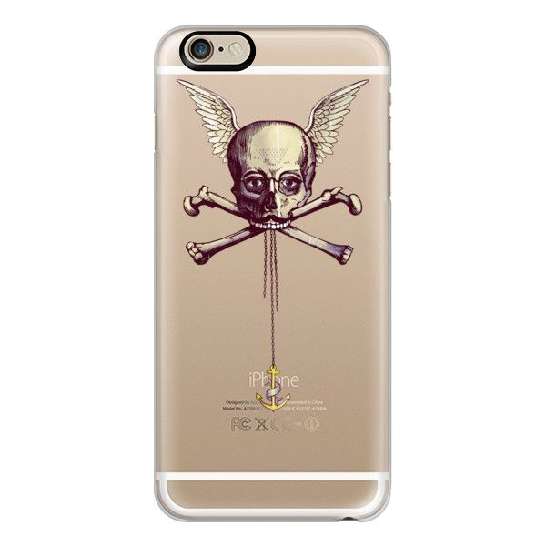 iPhone 6 Plus/6/5/5s/5c Case - The Supernatural Pirate ($40) ❤ liked on Polyvore featuring accessories, tech accessories, iphone case, apple iphone cases, iphone cover case and slim iphone case