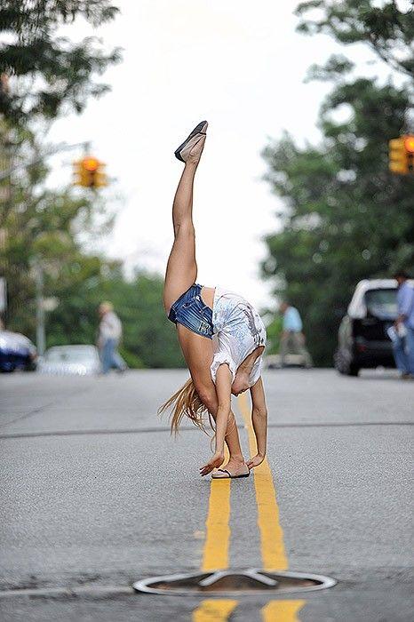 flexible back!