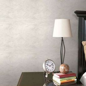 Paintable Venetian Plaster *Wallpaper* From Lowes. Want To See This In  Person Before