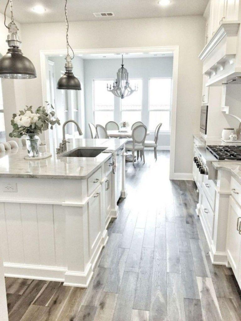 9+ Lovely Gray Kitchen Cabinets Design Ideas kitchendesign ...