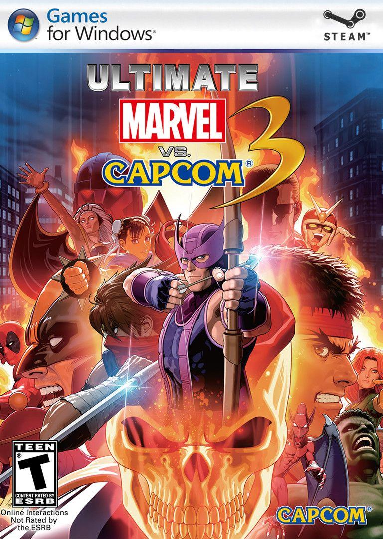 Ultimate Marvel Vs Capcom 3 I Ve Gotten Better At The Tatsunoko Control Scheme And The Game Feels Better All Around Marvel Vs Capcom Ultimate Marvel Marvel Vs