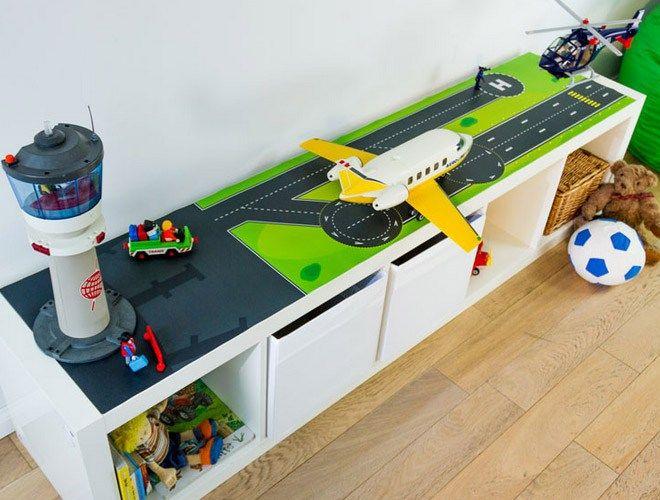 10 Ikea Hacks para niños que te encantarán | Estantería ikea