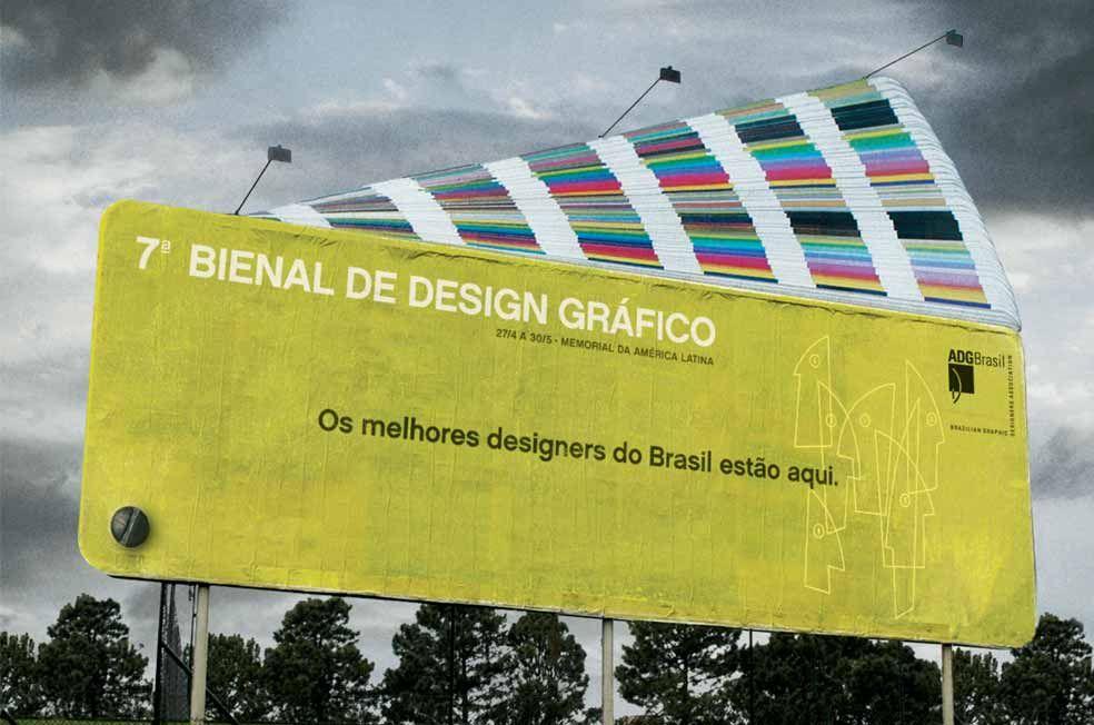 outdoor - bienal de design gráfico