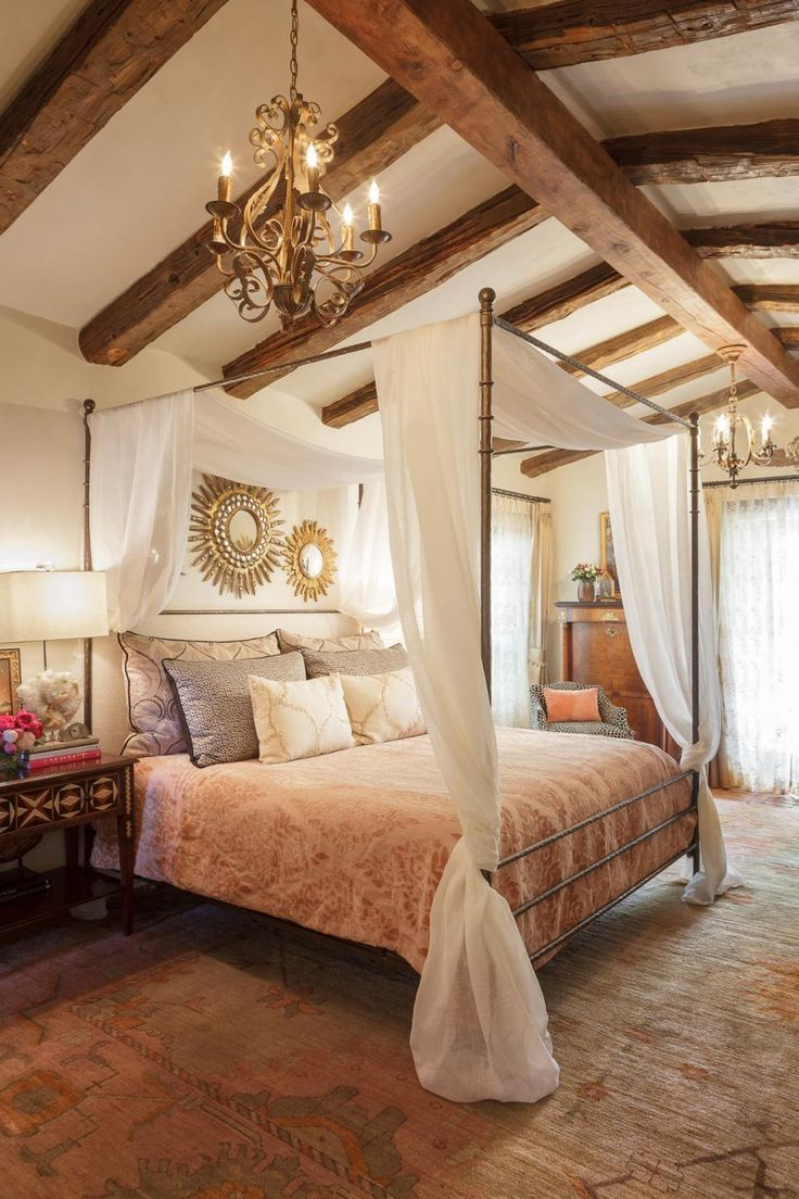 Rustic Romantic Bedroom Ideas: To Create A Space That Is Relaxing And Romantic, The Room