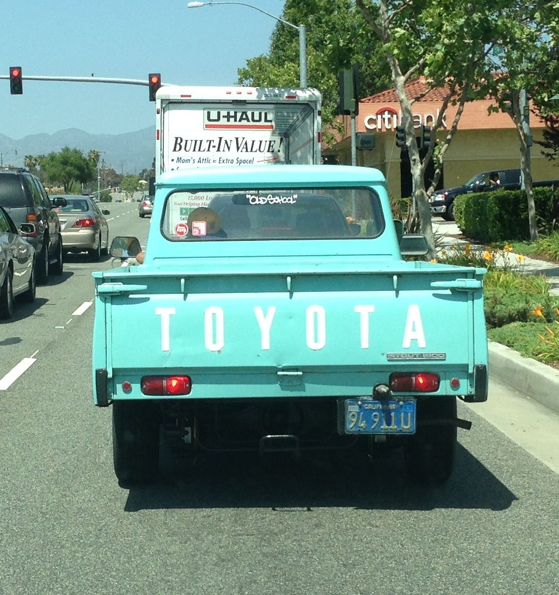 Toyota Maine: Toyota Stout 1900 Pickup. Mid-late 50s. Lake Forest, CA
