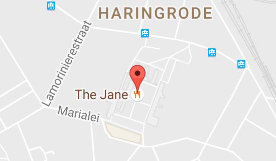 Kaart van The Jane