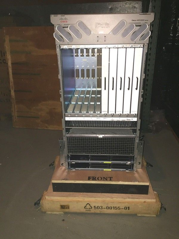 Cisco ASR 9010 Router Chassis | COMPONENTS | Cisco systems