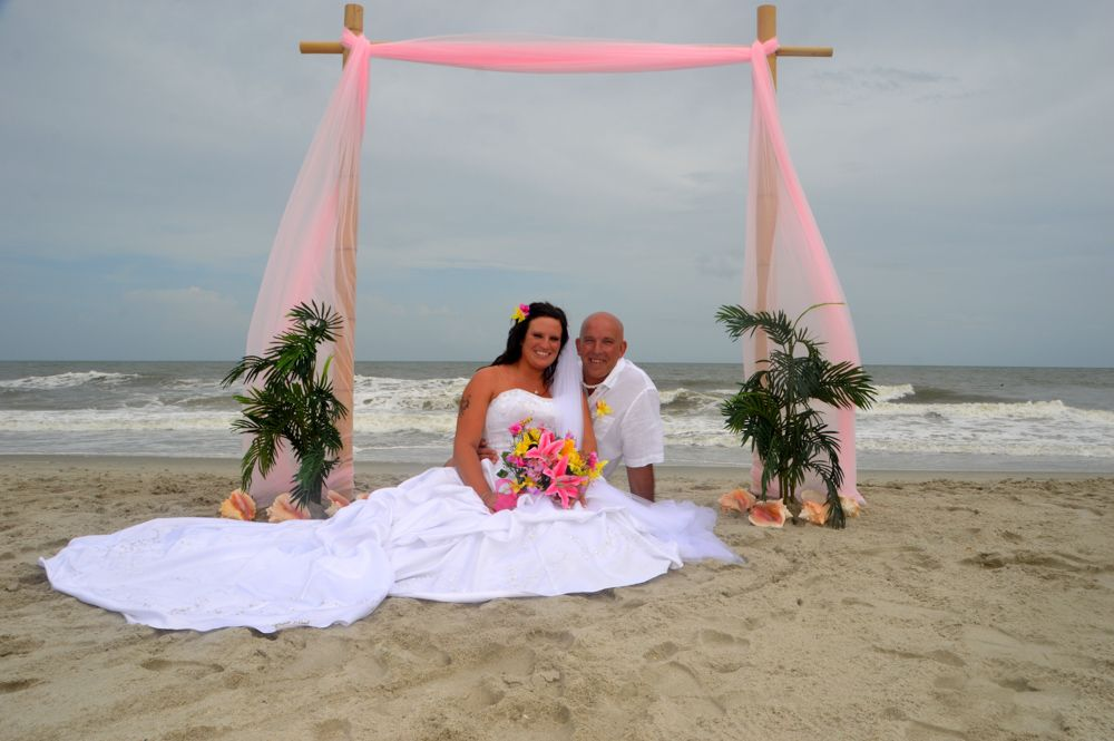 Beach Occasions Gallery 460 Beach Wedding Beach Myrtle Beach