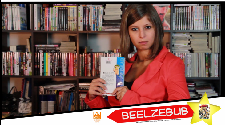 Chronique Vidéo #9 Beelzebub - Kazé