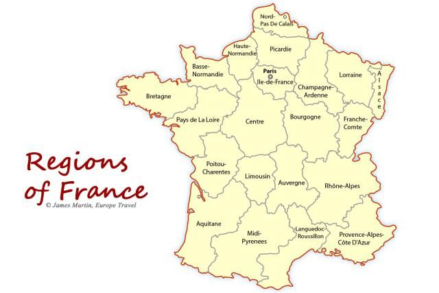 Explore the Regions of France France Honeymoon inspiration and Alsace