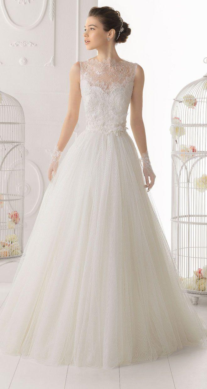 Aire Barcelona 2014 Bridal Collection   Hochzeitskleider, Dügün und ...