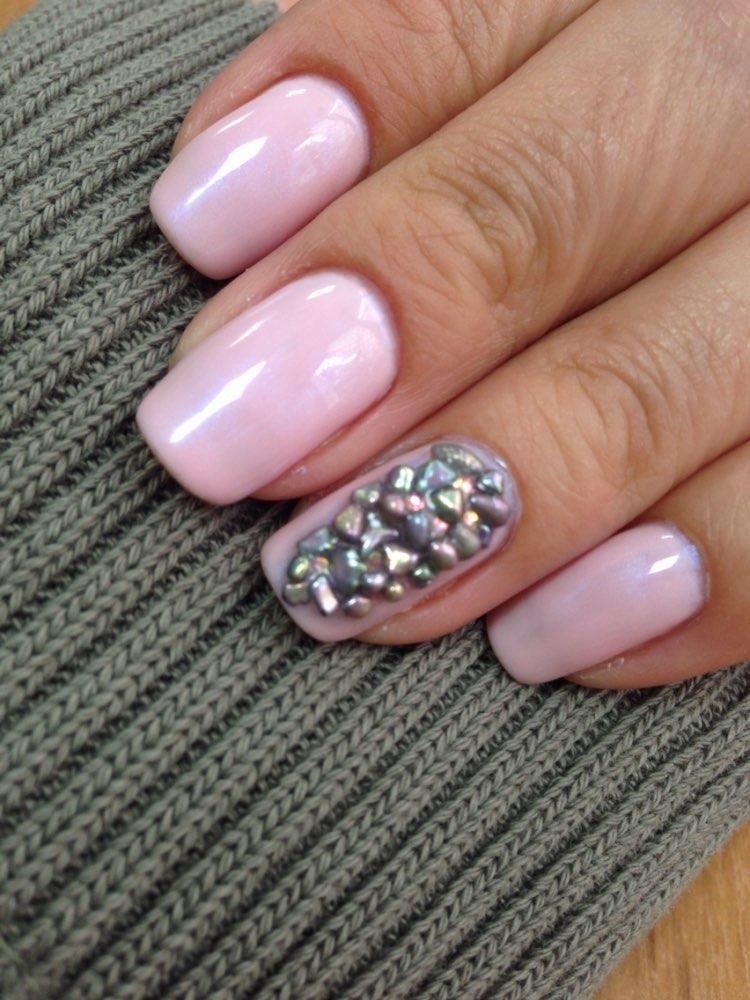 1 Box Mermaid Nail Glitter Powder Shimmer Glitters Pigment Nail ...