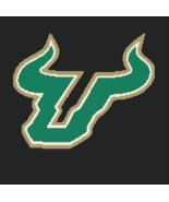 Pin On South Florida Bulls Logo Machine Embroidery Design For Instant Download