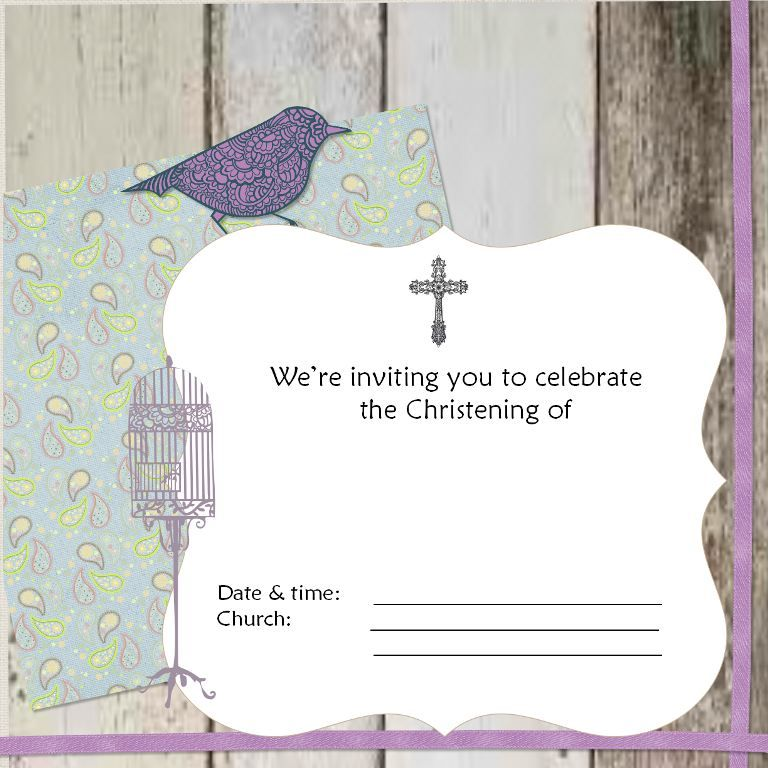 baptismal-invitation-card-sample baptism invitations Pinterest - sample baptismal invitation for twins