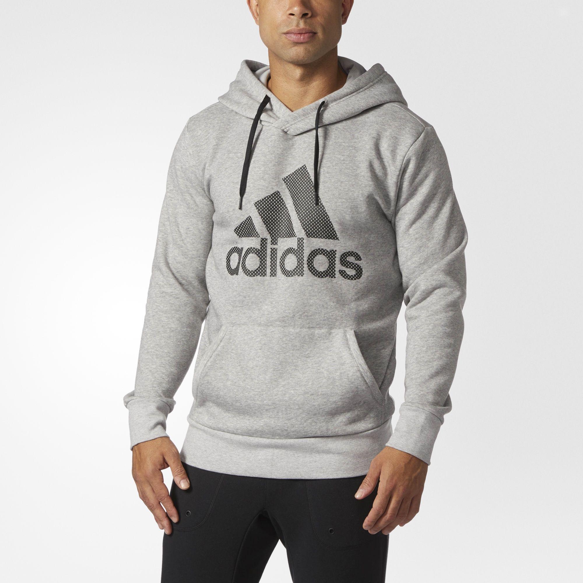 Men's Hoodies & Sweatshirts: Trefoil Logo, ZNE &