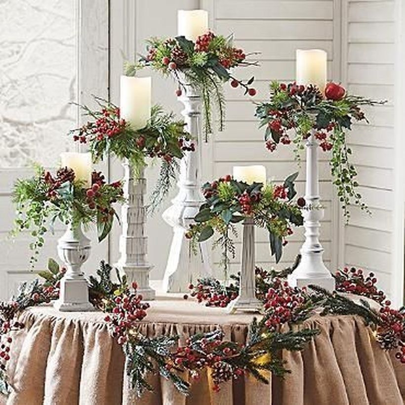 28 Affordable DIY Christmas Decorations Ideas To Decorate Your Home #weihnachtsdeko2019trend