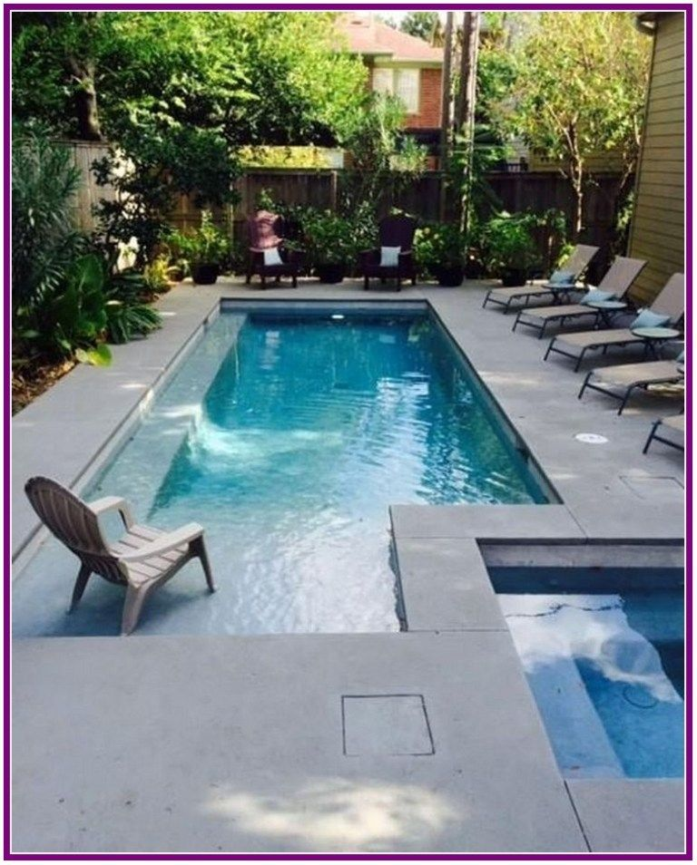 28+ Best Small Inground Pool Ideas in 2019