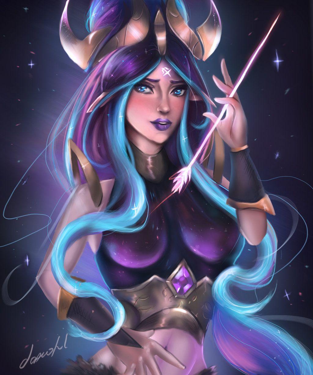 Magical Sagittarius Sagittarius Art Art Anime Art Girl