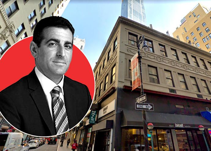 Hidrock Buys Fidi Dev Site From Former Helmsley Partner Buying Property Fulton Street Things To Sell