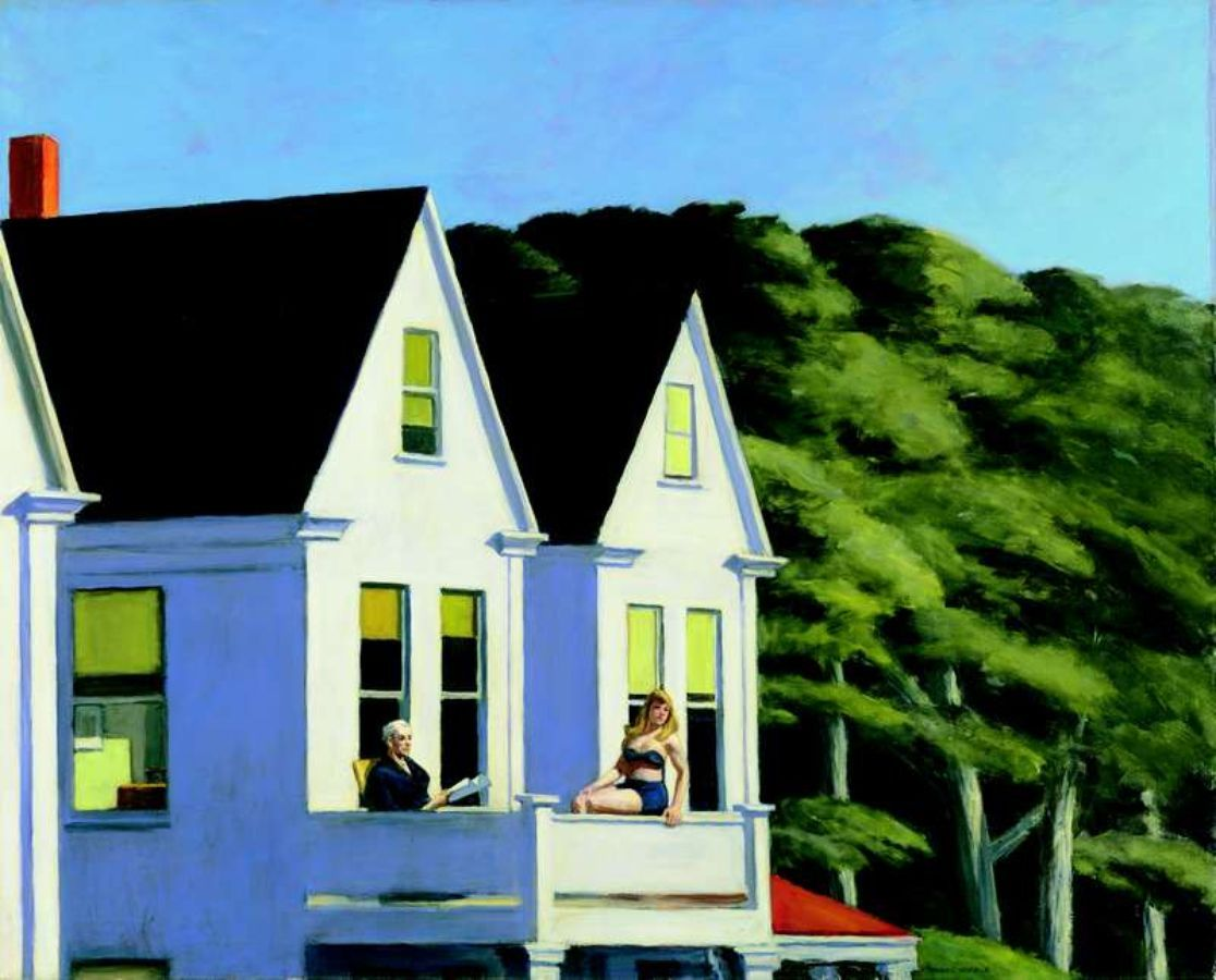 Edward Hopper Peintre Du Quotidien Paintings Art