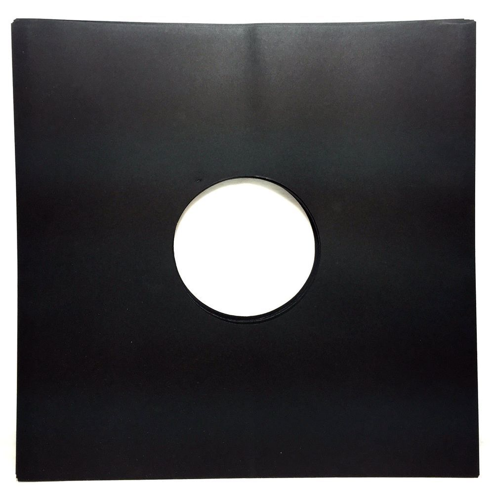 Black Paper Record Inner Sleeves 100 Pack Lp Vinyl 12 Album 24lb Stock 33rpm Ebay Black Paper Lp Vinyl Vinyl