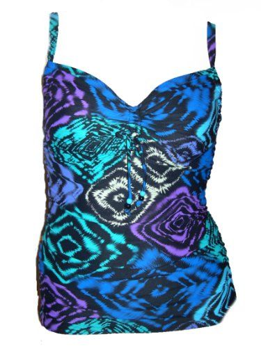 efadc6324d9 Coco Reef Womens REgular-Plus Size Tankini Swimsuit « Clothing Adds Anytime