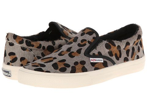 Womens Shoes Superga 2311 Leahorsew Leopard
