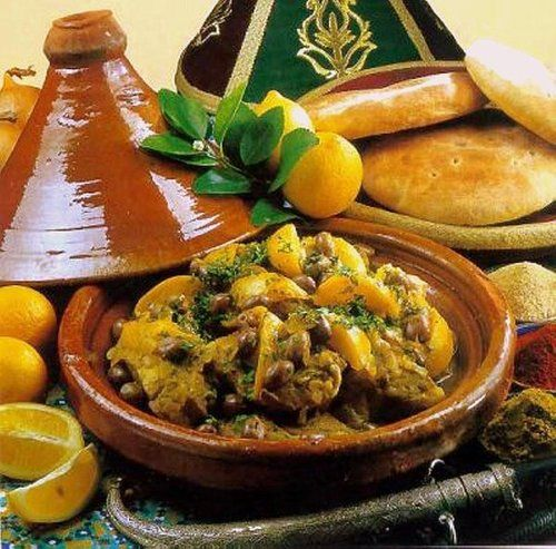 Moroccan food maroc d sert exp rience tours http www - Moroccan cuisine recipes ...