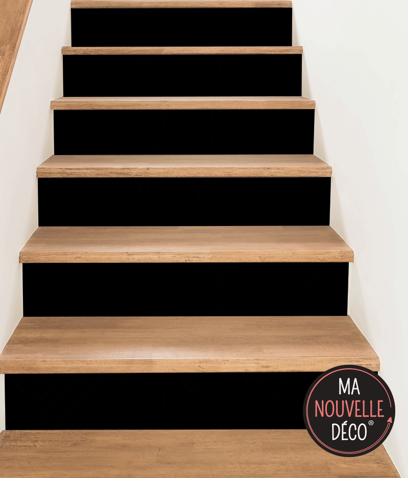 Contremarche D Escalier Charbon En 2020 Escalier Relooking Idee Deco Buanderie Escalier