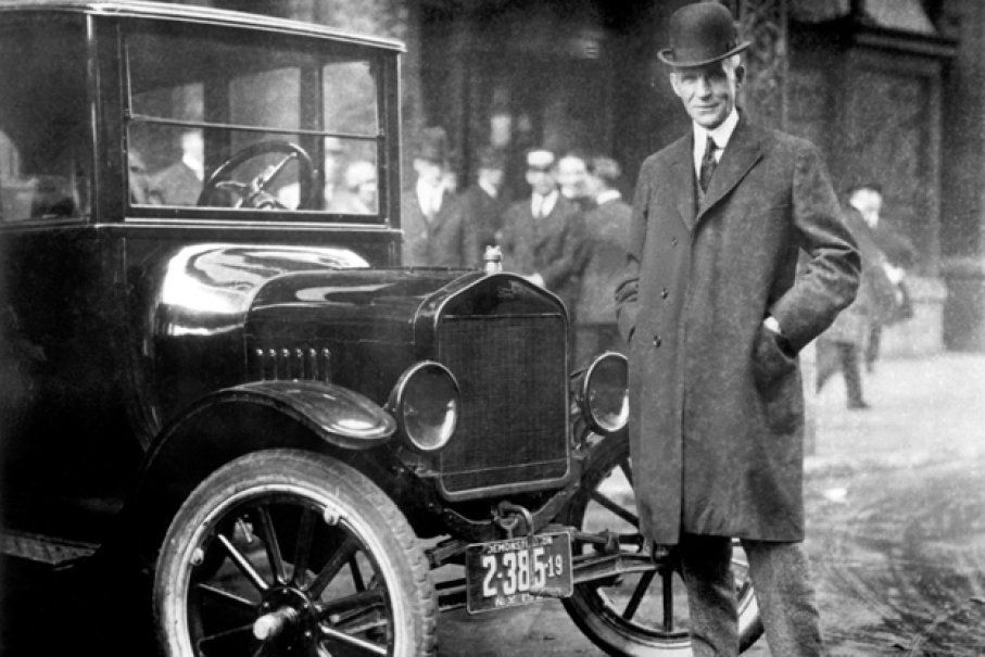 (42) Twitter Henry ford, Ford motor company, Henry ford