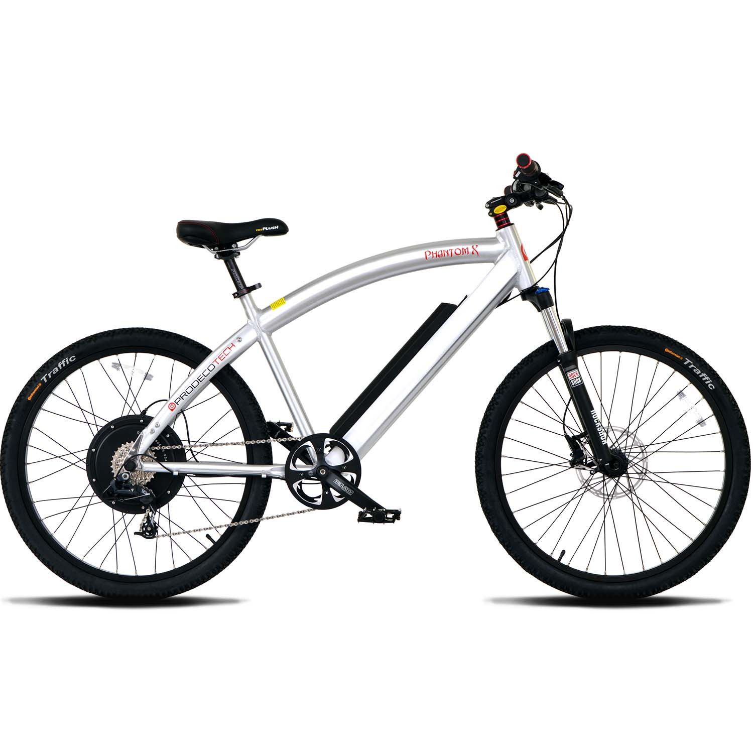 ProdecoTech Phantom X v5 36V 600W Cruiser Electric Bicycle