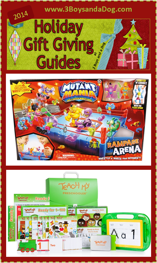 Present Ideas for Boys Ages 58 (Holiday Gift Guide