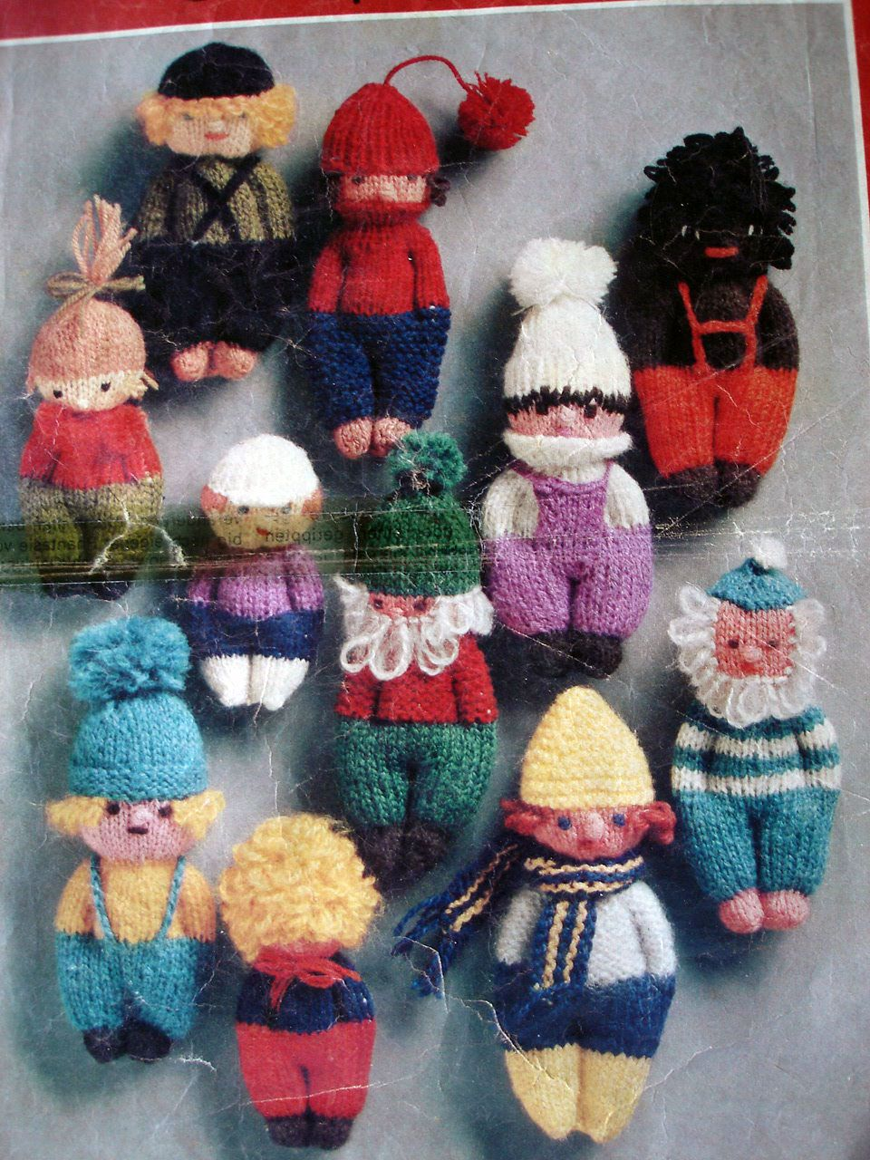 Photo of Puppen stricken 1