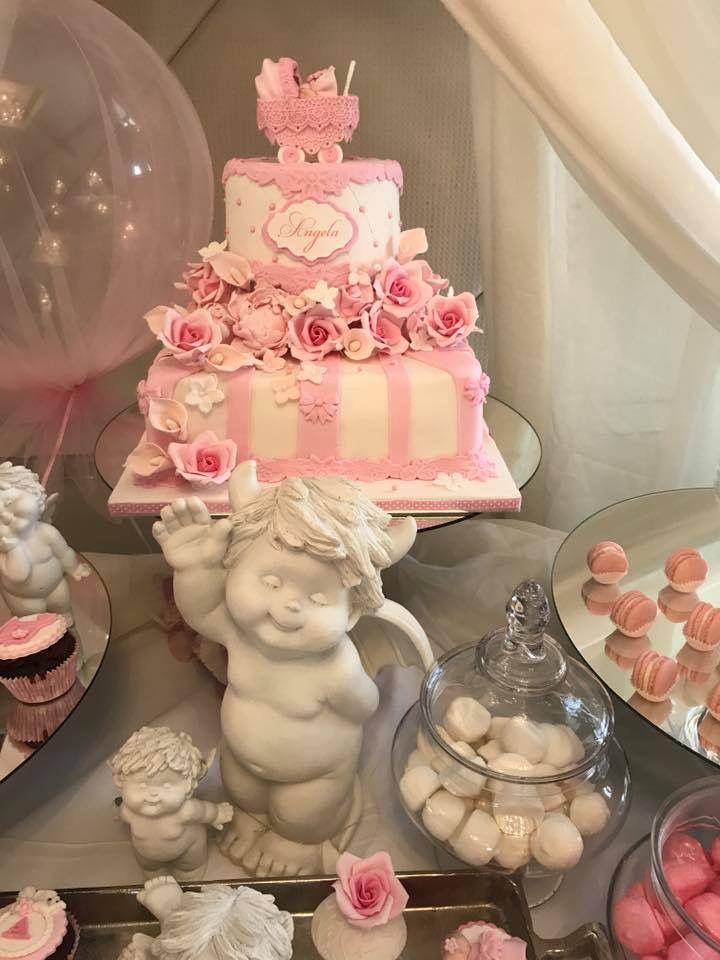 Baby girl shower baby cake girl cakes baby girl