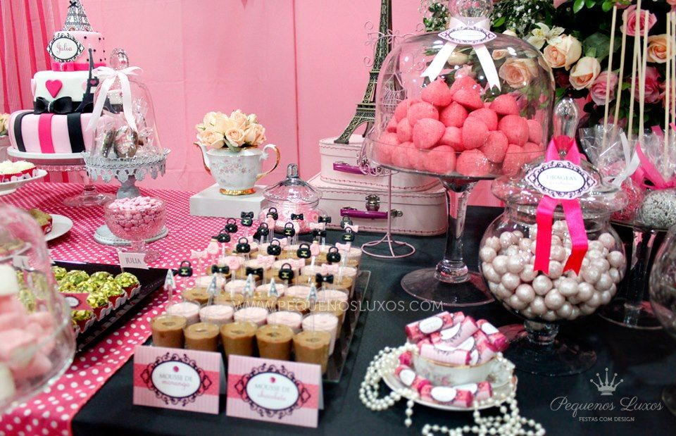 Paris Themed Baby Shower Paris Baby Shower Ideas For A Girl Or A