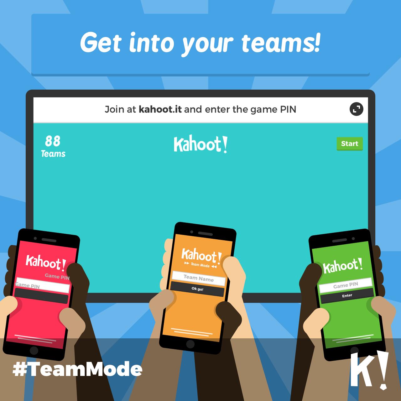 Kahoot S Teammode Is Designed To Nurture Collaboration