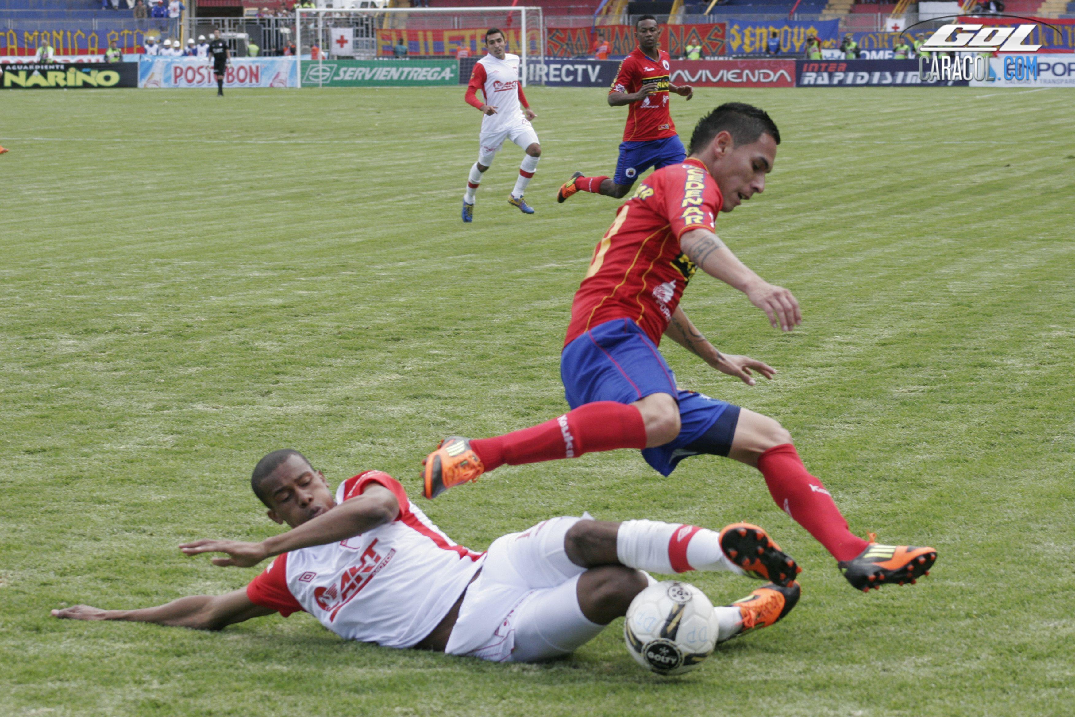 Gran Especial: Santa Fe vs. Pasto van por el título de la Liga Postobón
