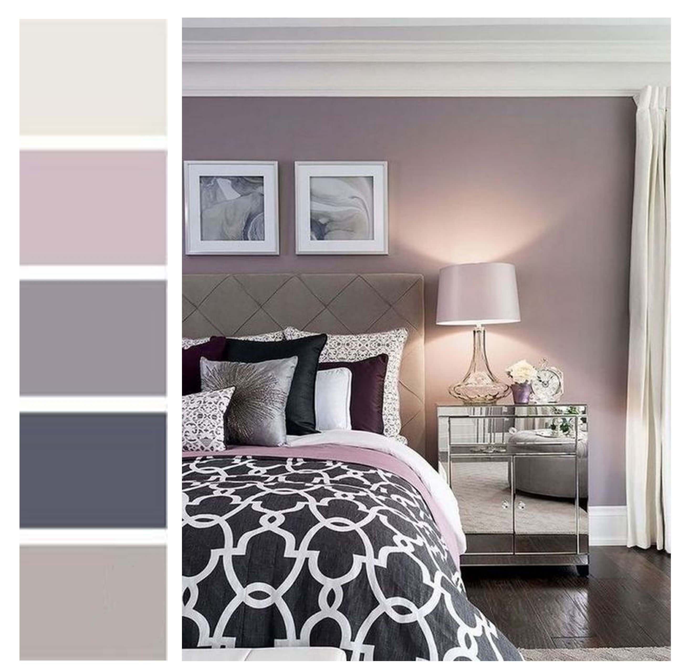 Paint Color Selection in 2020 Bedroom color schemes