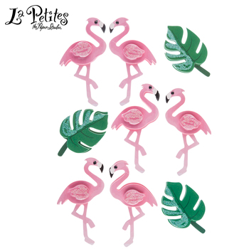 Flamingo 3d Stickers Hobby Lobby 1503481 3d Stickers Scrapbook Paper Crafts Craft Stickers