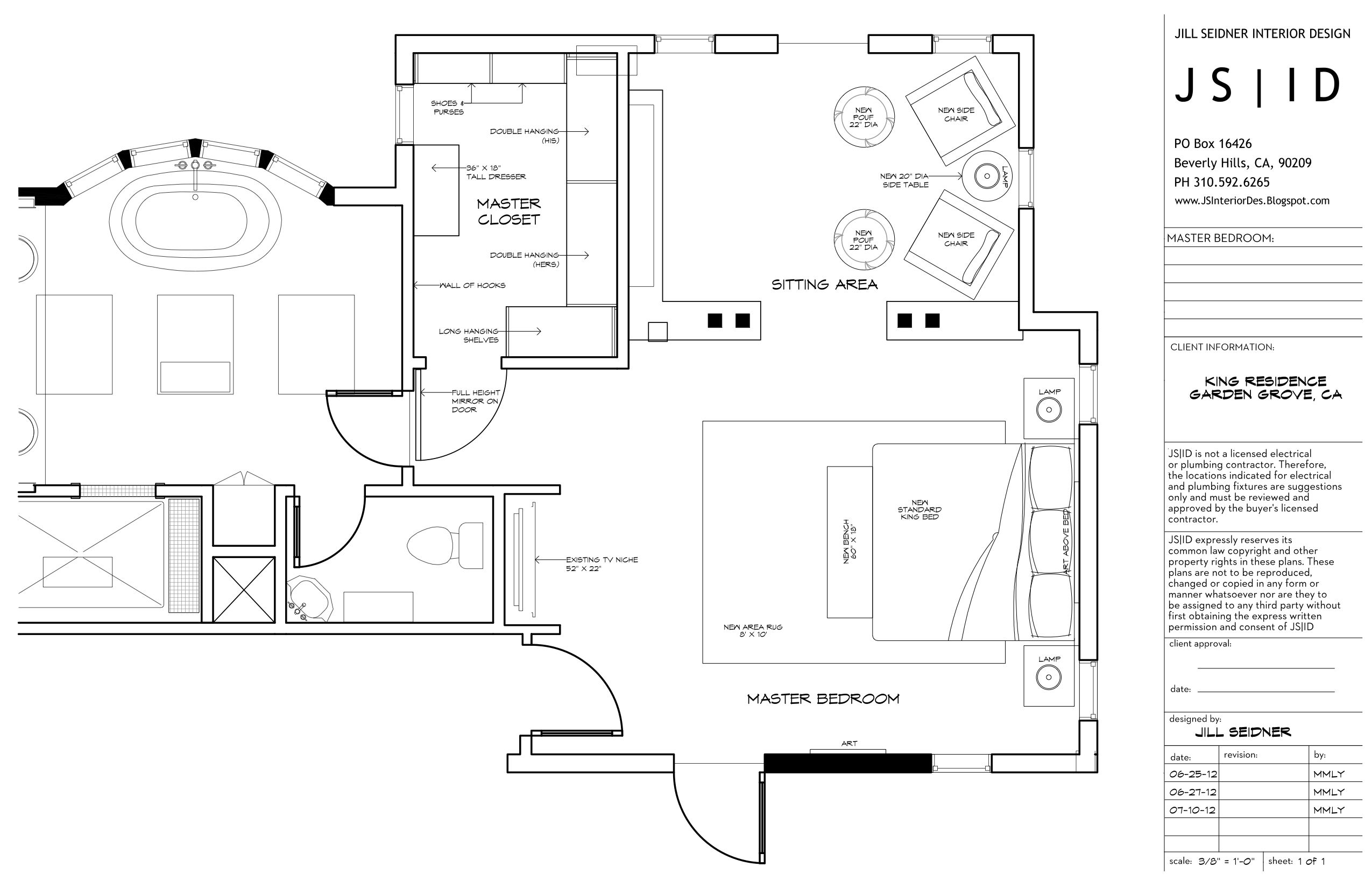 Plans For Bedroom Furniture Garden Grove Ca Residence Master Bedroom Furniture Floor Plan