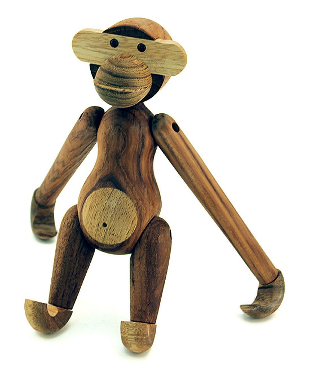 Take a look at this Monkey Sculpture on zulily today!