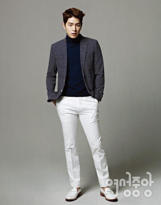 Hong Jong Hyun - Woman Chosun Magazine May Issue '15