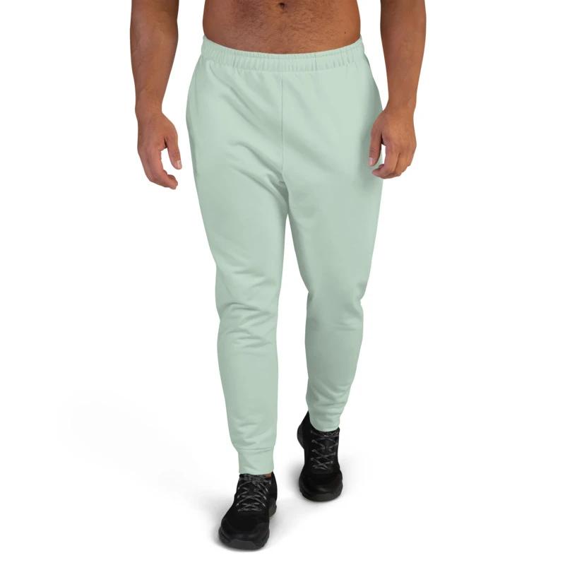 Men/'s Designer Lightweight Mesh Track Pants Men/'s Premium Sweatpants Blue And Black Fade