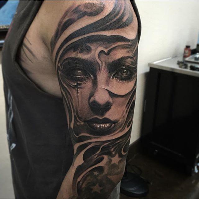 Pin By Jen Duffy On Tattoos: ARTIST @josh_duffy