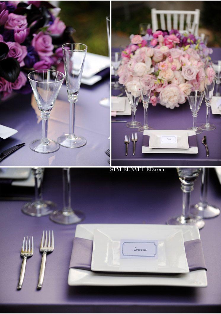 pink & lavender